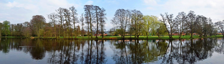 Boultham Park - Lake