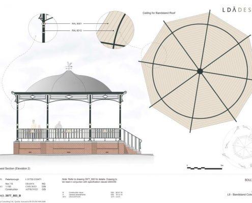 Bandstand Designs - Boultham Park