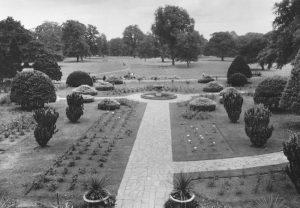 Boultham Park - Fountain Gardens