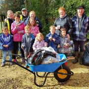 Park Tidy Up Volunteers