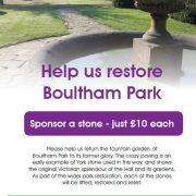 Sponsor A Stone Flyer